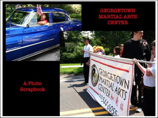 Georgetown Martial Arts Photo Scrapbook