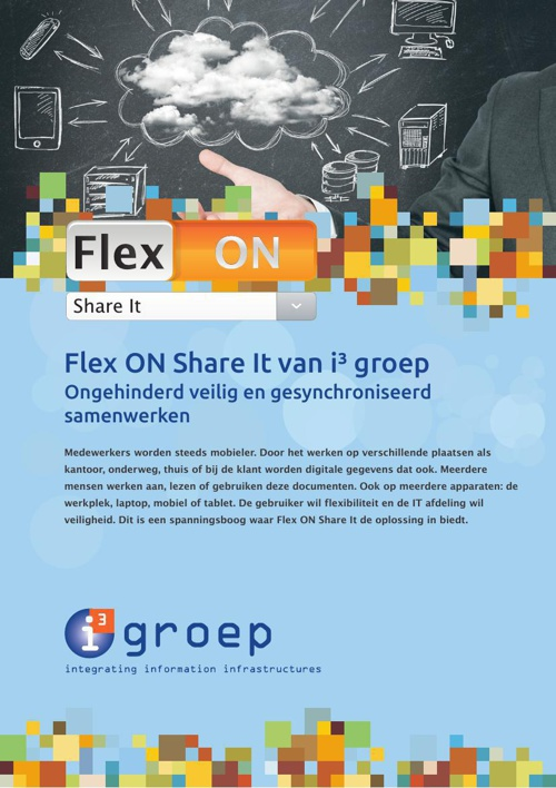 Flex ON Share It
