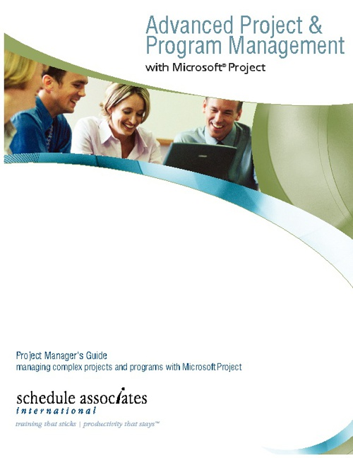 Advanced Project & Program Management with Microsoft Project