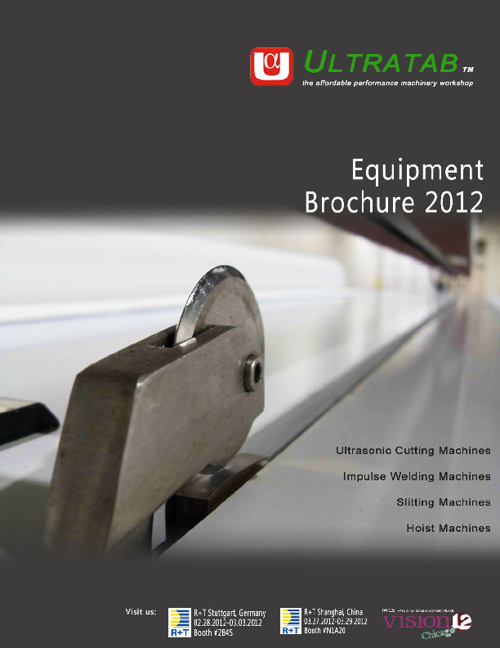 ULTRATAB Equipment Brochure 2012