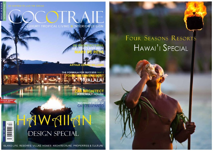 Hawaii Special- Four Seasons resorts