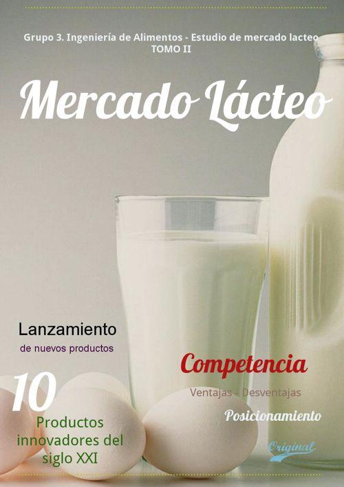 Mercado lácteo