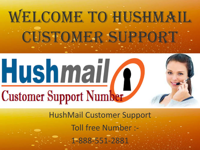 #HushMail Customer | Technical Support Phone Number