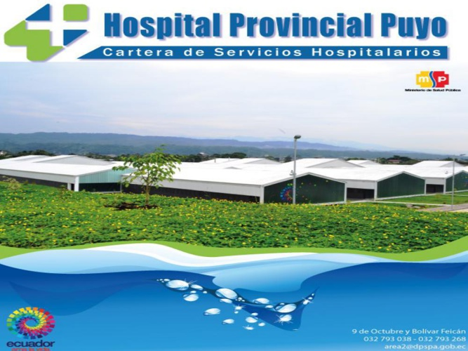 Hospital General Puyo