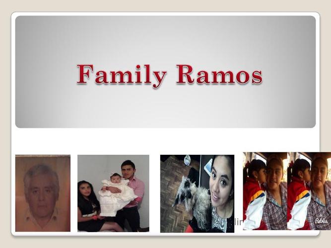 Ana´s Family.
