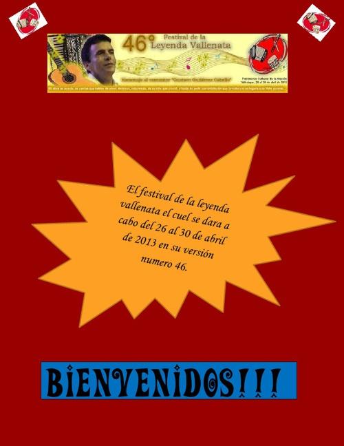 festival vallenato 2013