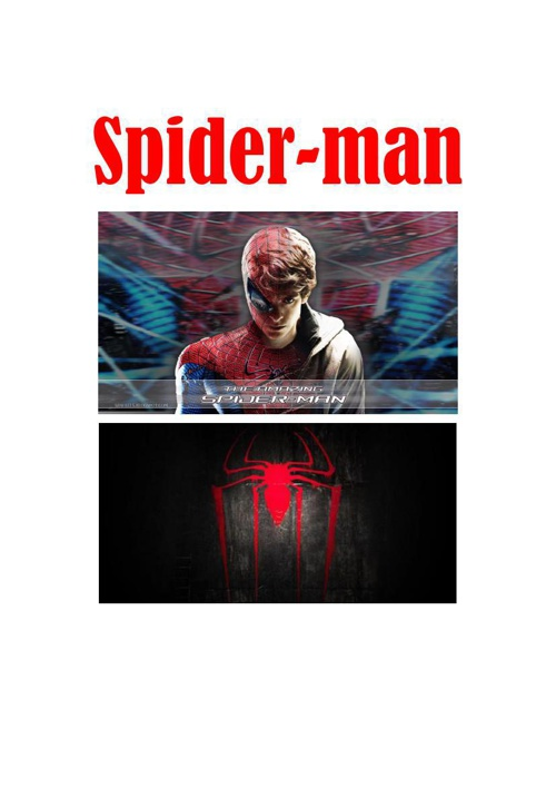 Imagens Spider man