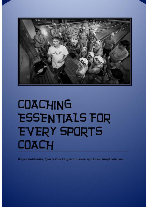 Coaching Essentials For Every Sports Coach