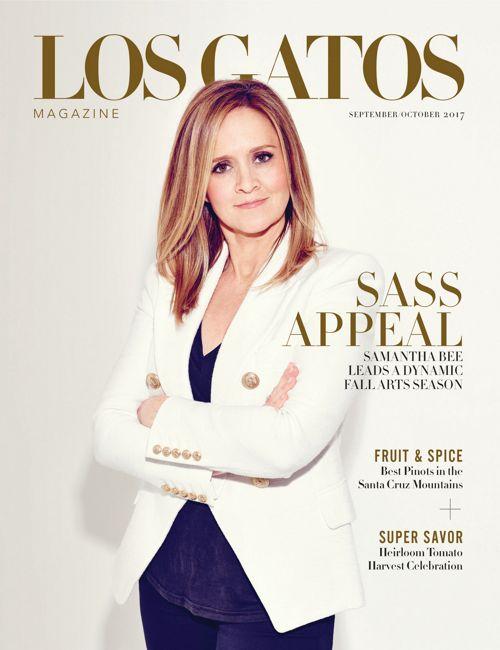 Los Gatos Magazine September-October 2017