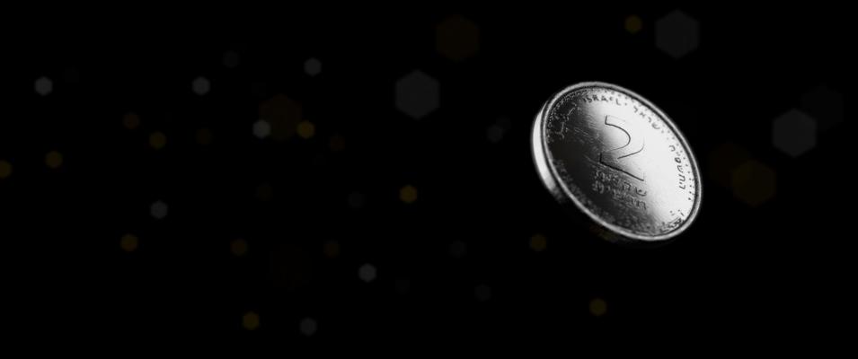 2 Shekel coin
