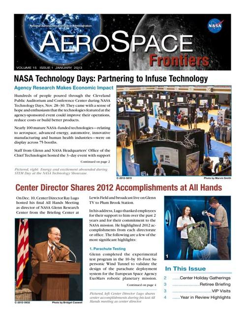 AeroSpaceFrontiersJan2013