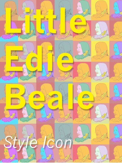 Little Edie Style Icon