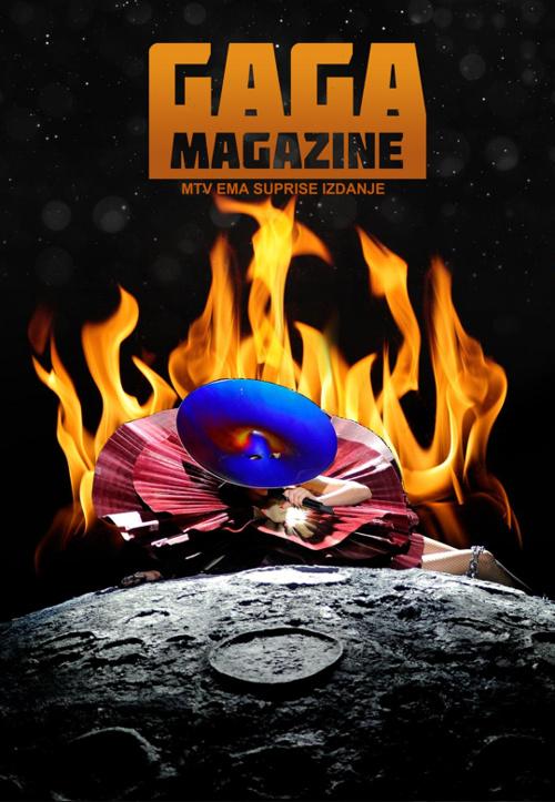 Gaga Magazine Ema Special