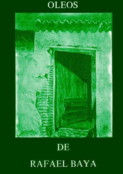 Exposición Rafael Baya 1981 Ambar