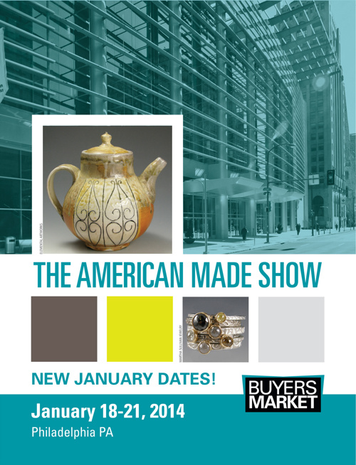Buyers Market of American Craft Brochure