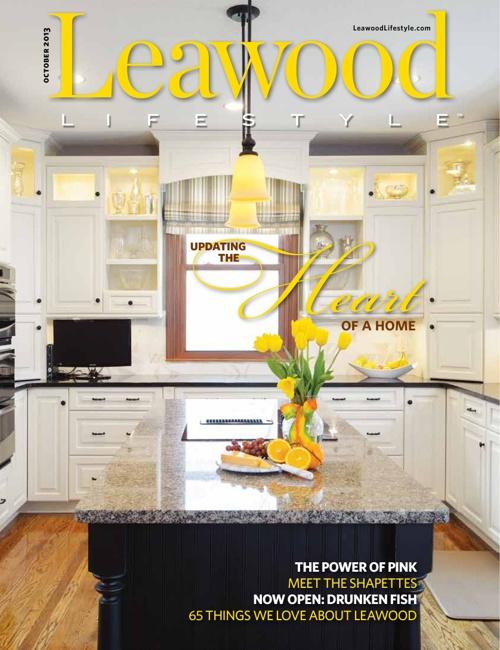 Leawood Lifestyle October 2013