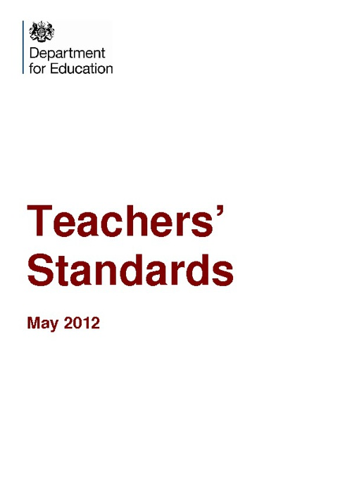 teacher standards