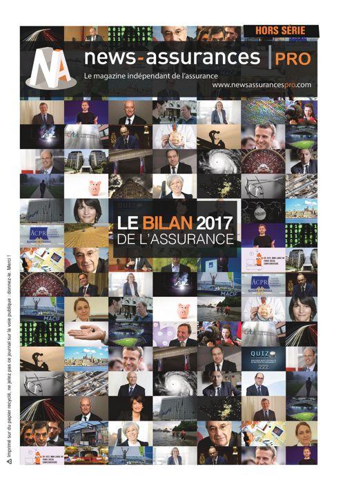 Bilan 2017 de l'assurance