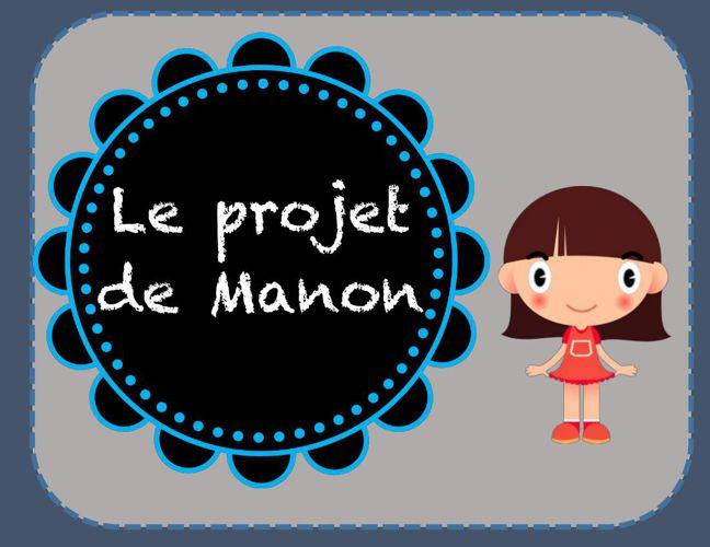 Le projet de Manon