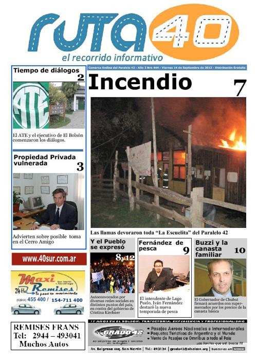 Diario Viernes 14 de Seprtiembre