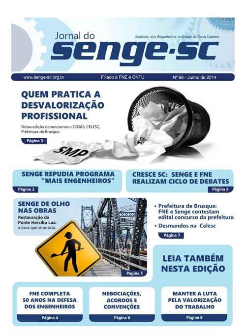 Jornal do Senge-SC - 66