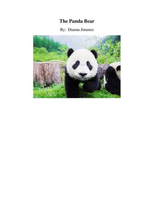 The Panda Bear
