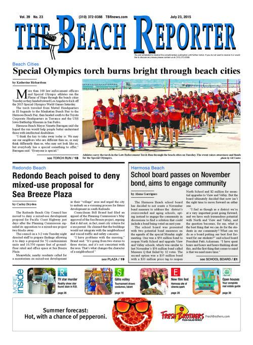 The Beach Reporter | 7-23-15