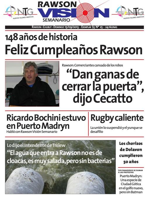Rawson Vision Nro 25 Online