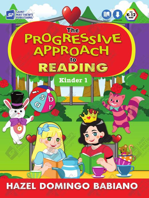 The Progressive Approach to Reading Kinder 1