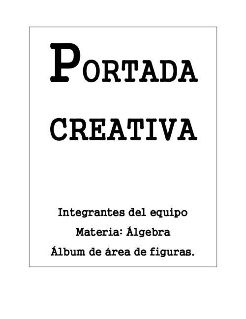 Proyecto utilizando álgebra.