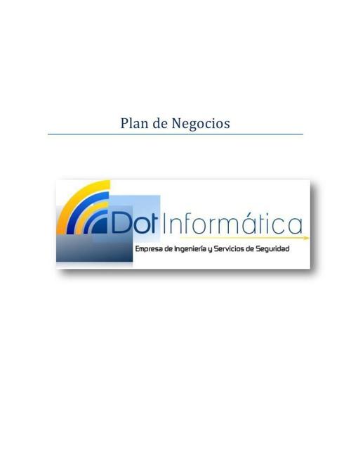 plan de negocio full