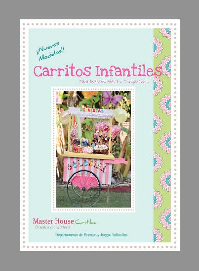 Catálogo Carritos Infantiles