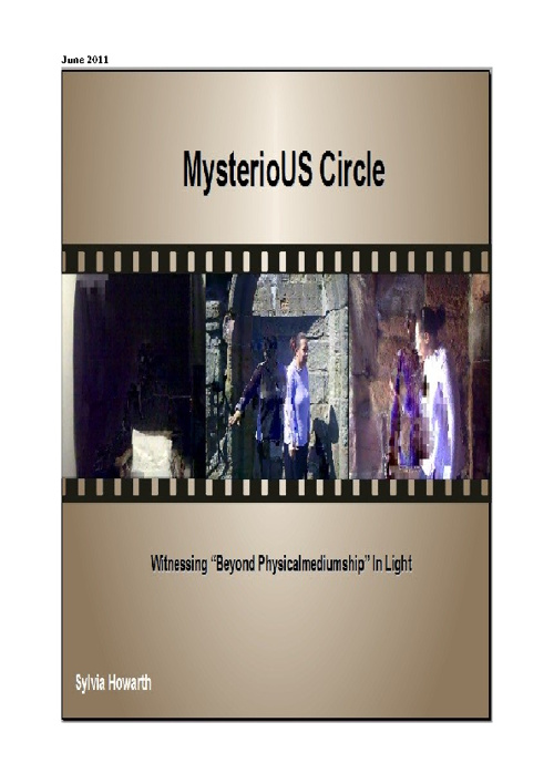 MYsterioUS Circle Jun 2011 Flip Book