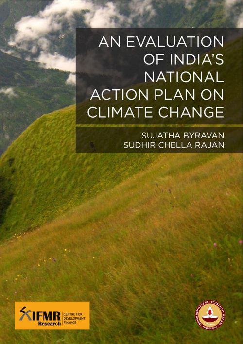 National Action Plan On Climate Change - Shakti Sustainable Ener