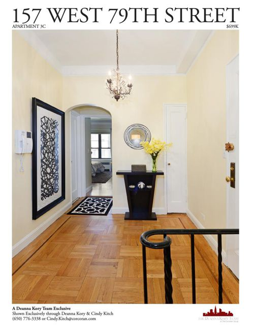 157 West 79th Street, Apartment 3C