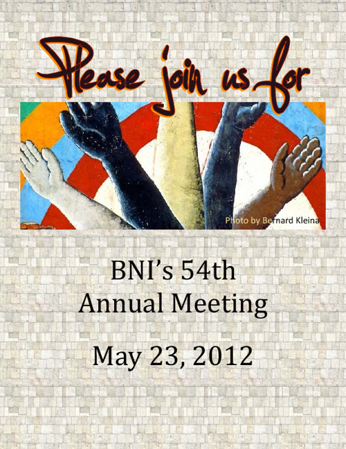 BNI's 54th Annual Meeting