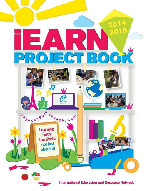 2014-2015 iEARN Project Book