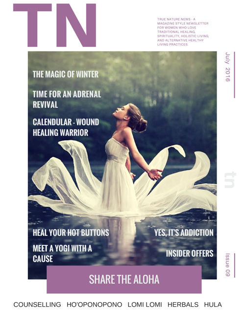 JULY 2016 - True Nature NewsMagazine