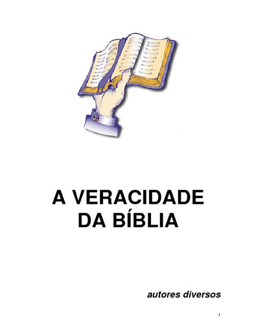 Veracidade da Bíblia