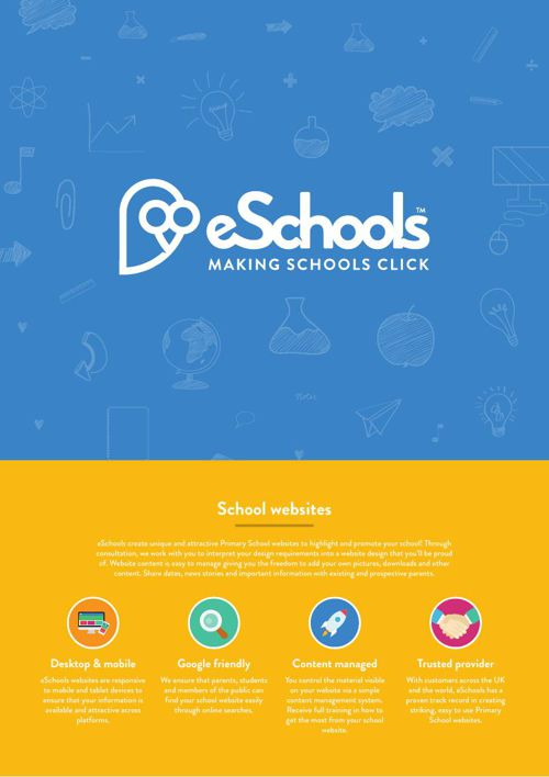 eSchools - School websites