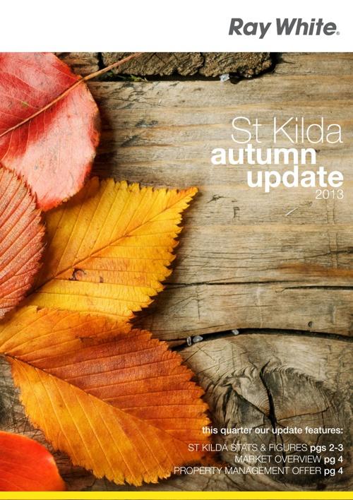 St Kilda Autumn Update