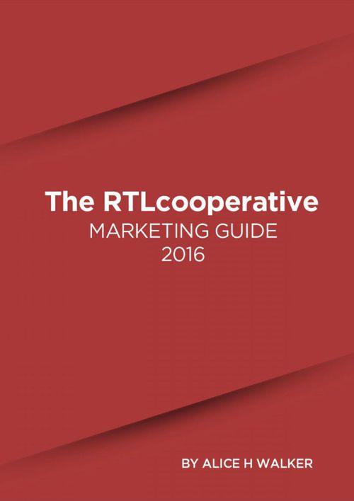 RTL Marketing Guide Book 2016