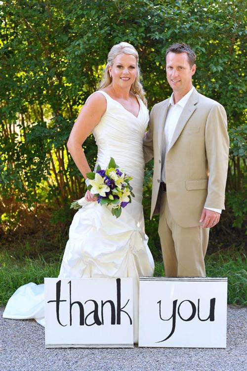 Thank You Card Photos