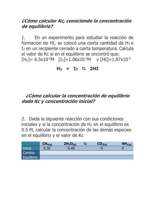 Copy of Ejercicios de clase Kc