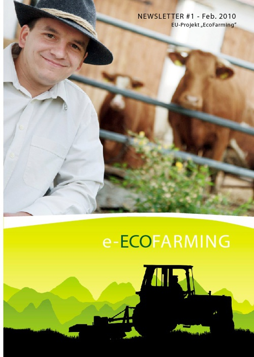 Ecofarming newsletter AT