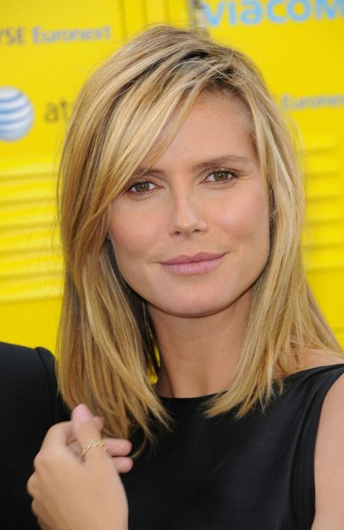 hairstyles-for-medium-length-hair-heidi-klum-shoulder-length-str
