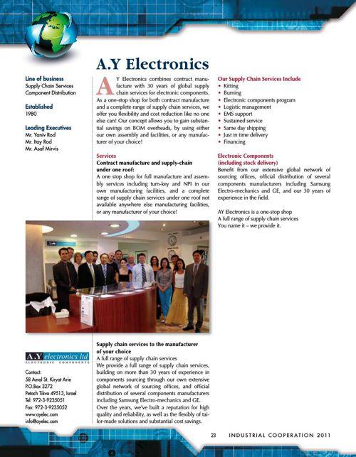 AY Electronics