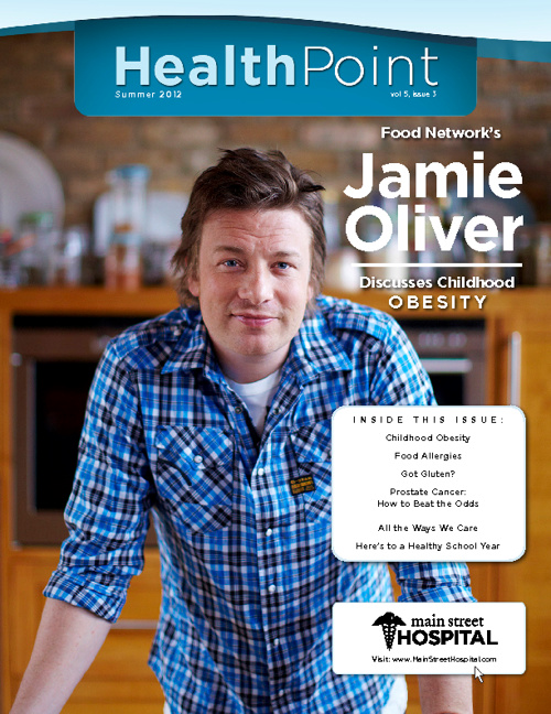Summer Healthpoint - Jamie Oliver