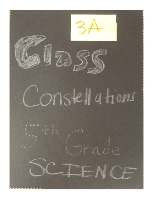 3A Class Constellations Book