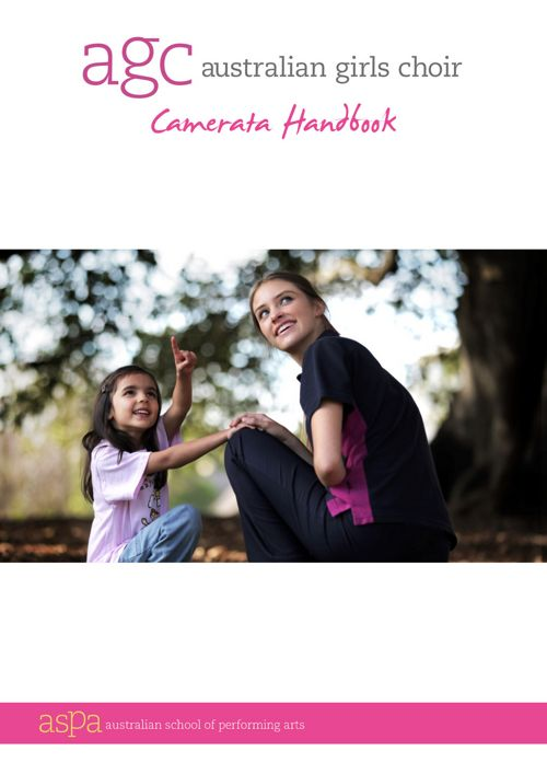 Camerata Handbook